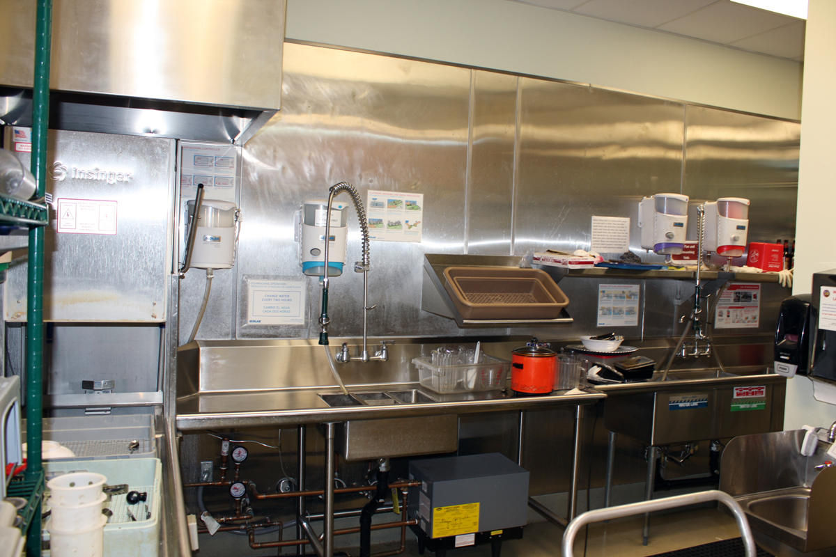 Commercial Kitchen Build Out